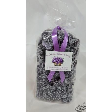 Bonbons à la violette en sachet de 300g