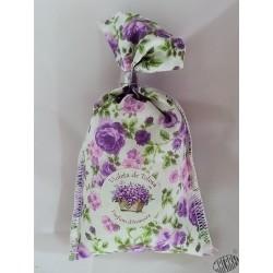 Parfum d'armoire à la violette