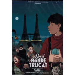Dvd en occitan Abril e lo monde trucat