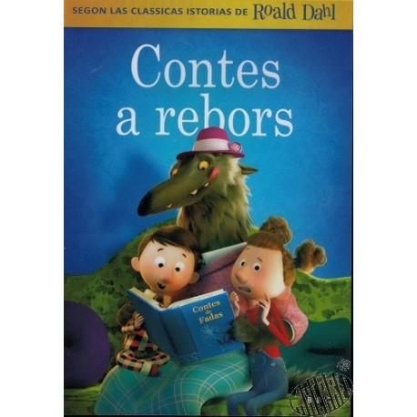 Dvd jeunesse en occitan Contes a rebors