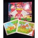 Lot 2 puzzles et livre enfant en occitan