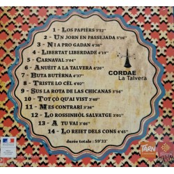 CD de La Talvera A tu vai