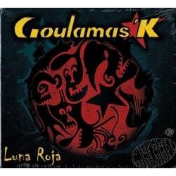 "CD ""Luna roja"" de Goulamas'k"