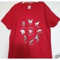 T-shirt Enfant  A la montanha en occitan