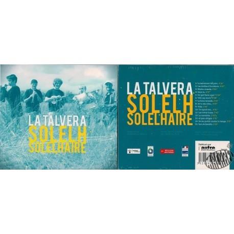 "CD de La Talvera ""Solelh solelhaire"""