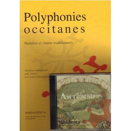 CD Nadalenca + livre partitions et paroles