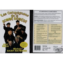 DVD Les Compagnons de la bonne humeur
