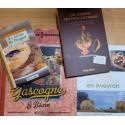 Livres : cuisine des  terroirs occitans