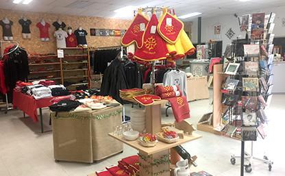 Macarel boutique Montpellier interieur 04